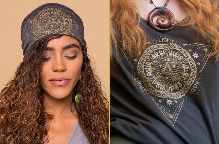 sacred geometry clothing merkaba - Merkaba Symbol - Sacred Geometry