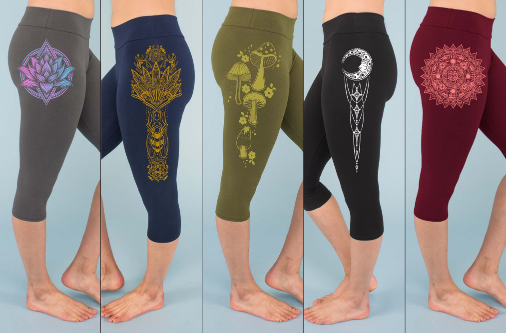 soulflower leggings - The Art of Leggings
