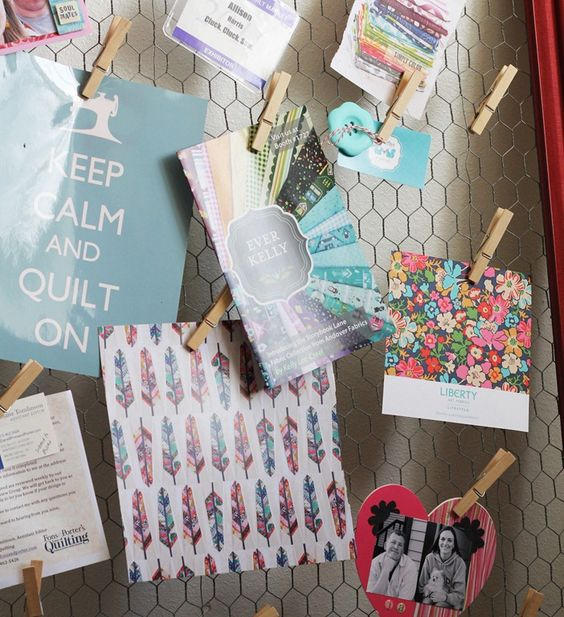Sticker Display Ideas - DIY Sticker Display Ideas - clothespins