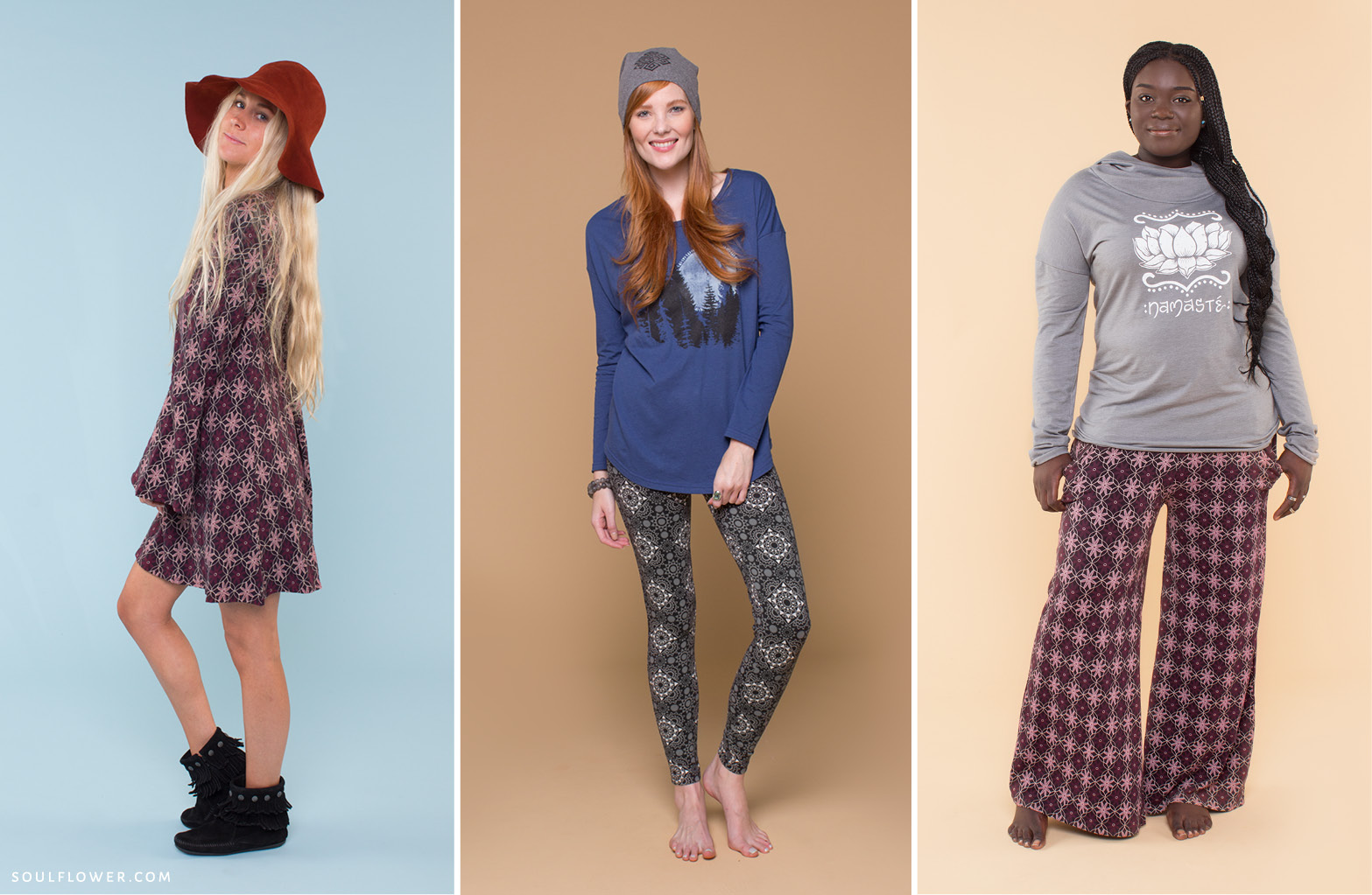 style it - Happy Daze Collection: New, Organic & Fair Trade!