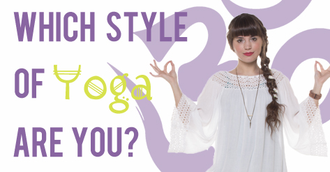 style of yoga fb share - What's your yoga style? (Quiz)