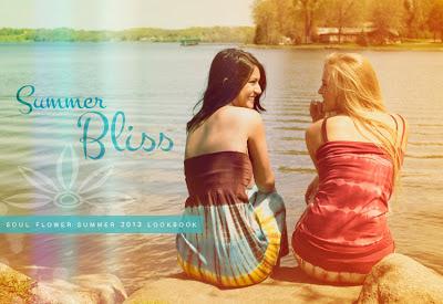 summer bliss lookbook - Summer Bliss: Soul Flower's Summer Lookbook