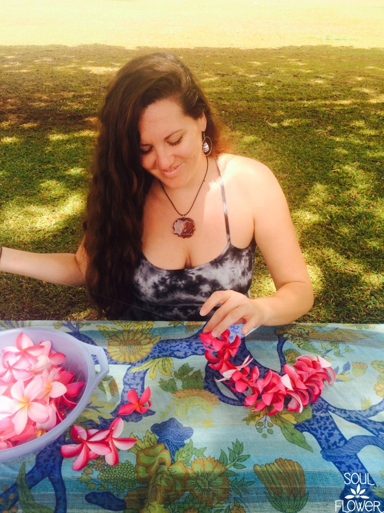 May day is Lei Day - Finding Soul (Soul Flower Blog)