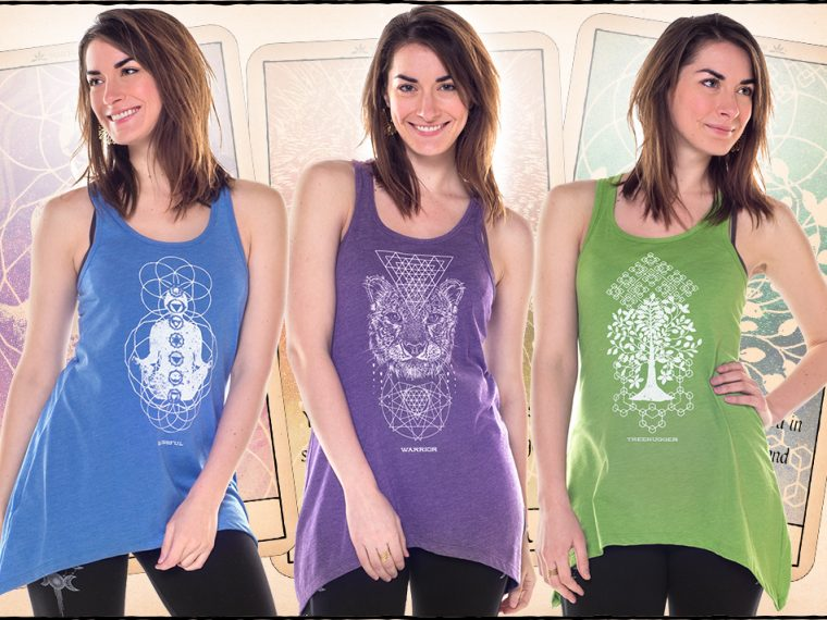 tarot collection 2 760x570 - Shark Bite Tank Tops: Design Inspiration