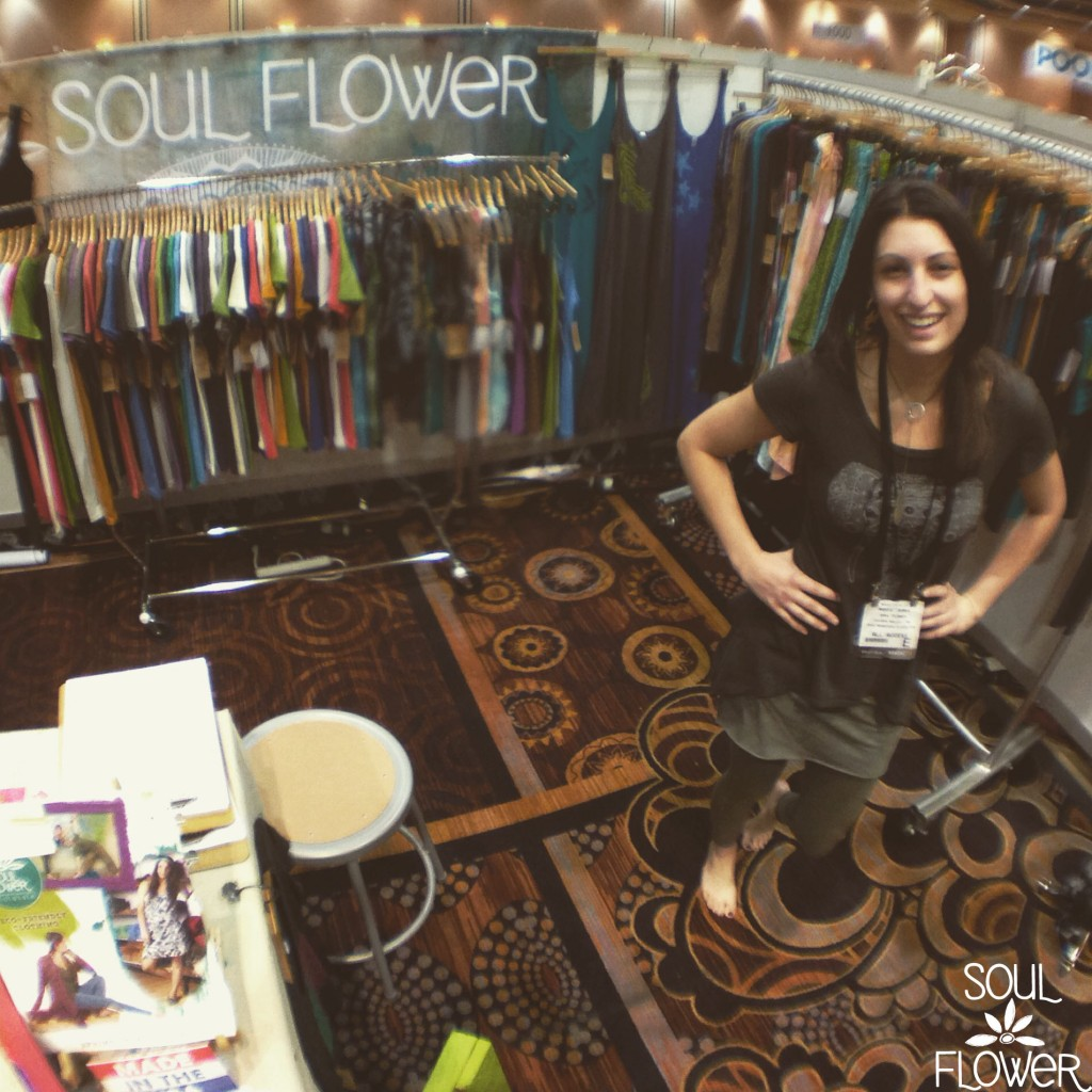 tradeshow41 1024x1024 - Soul Flower Hittin' the Road