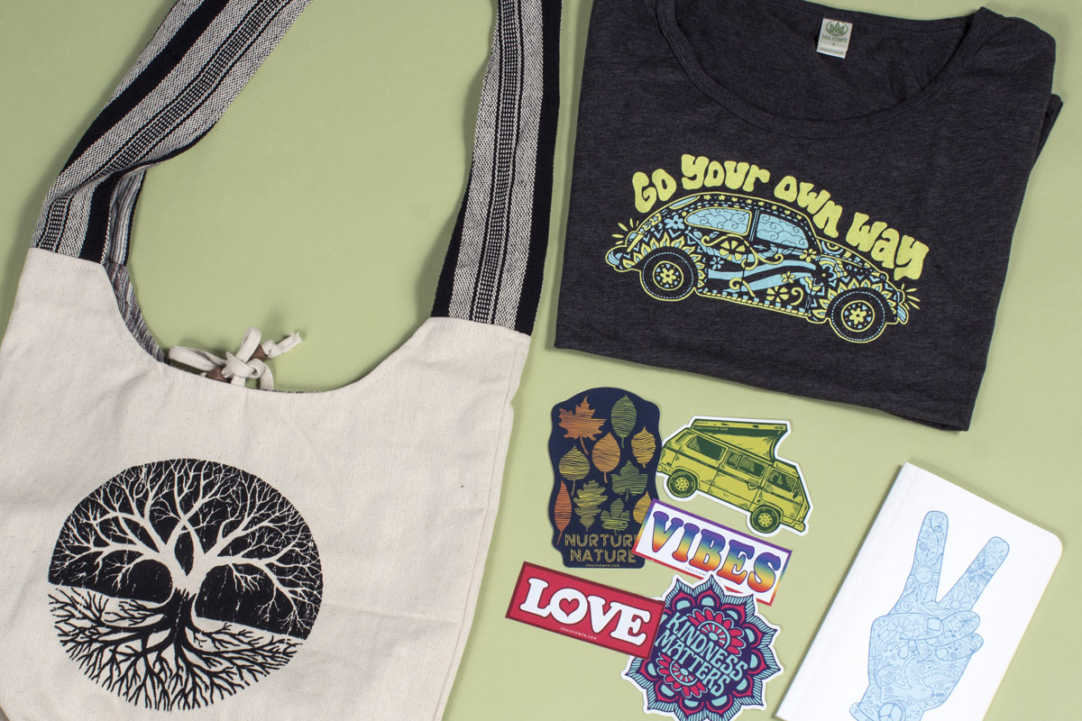 tree of life bag - Travel Style Quiz