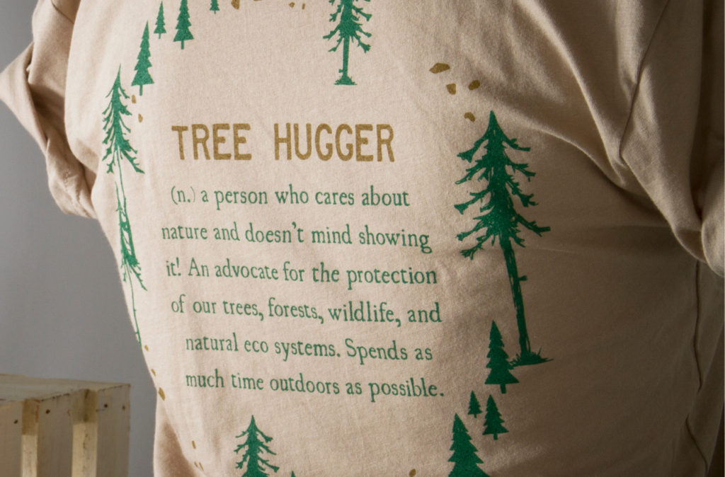 treehugger merchandising display6 1024x674 - More Tree Please! Merchandising Display