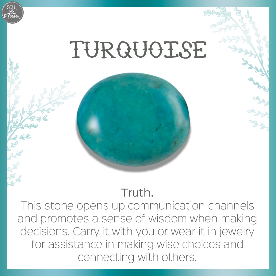 turquoise - which crystal speaks to your soul?