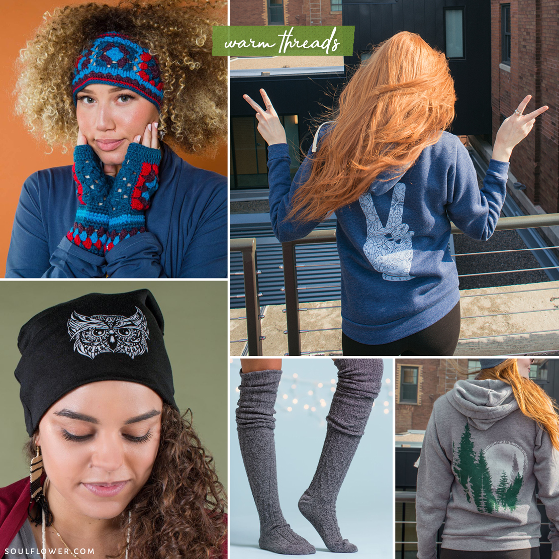 vegan gift ideas warm threads - Vegan Gift Ideas - Vegan Holiday Gifts