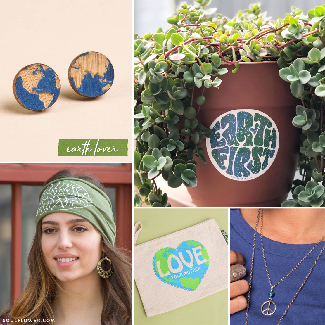 vegan gifts earth lovers - Vegan Gift Ideas - Vegan Holiday Gifts
