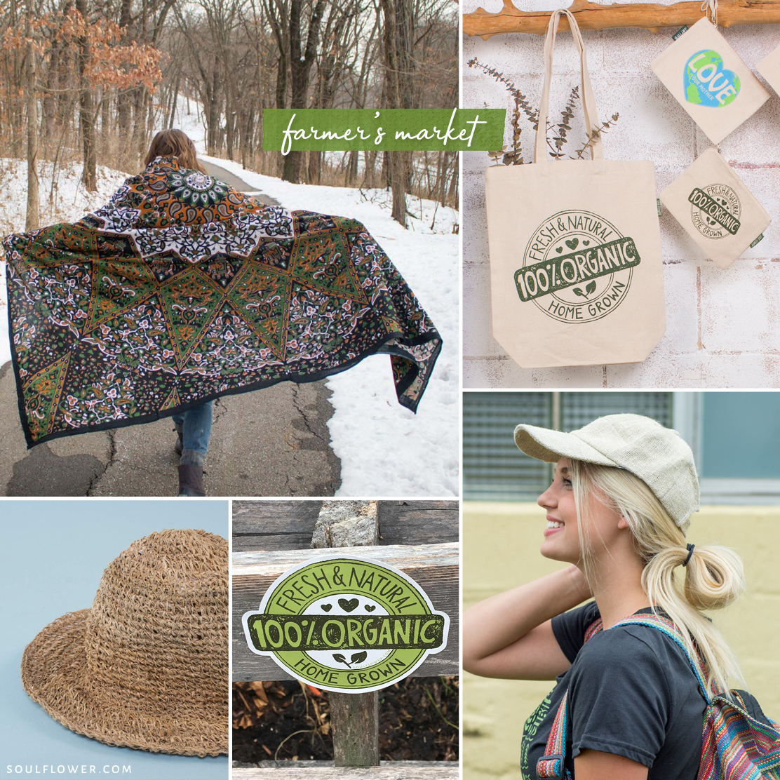 vegan gifts farmers market earth friendly - Vegan Gift Ideas - Vegan Holiday Gifts