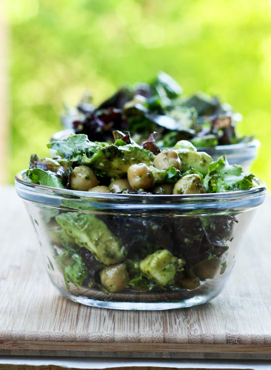 vegan thanksgiving chickpea salad - 20 Vegan Recipes for a Thanksgiving Feast