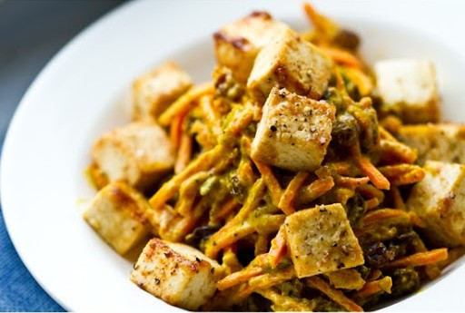 vegan thanksgiving tahihi salad e1447708618987 - 20 Vegan Recipes for a Thanksgiving Feast