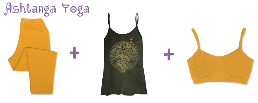 Ashtanga Yoga Outfit - Soul Flower Blog