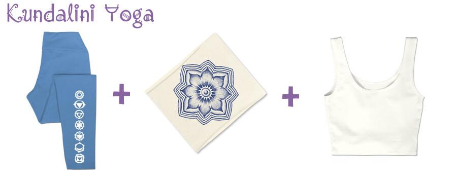 Kundalini Yoga Outfit - Soul Flower Blog