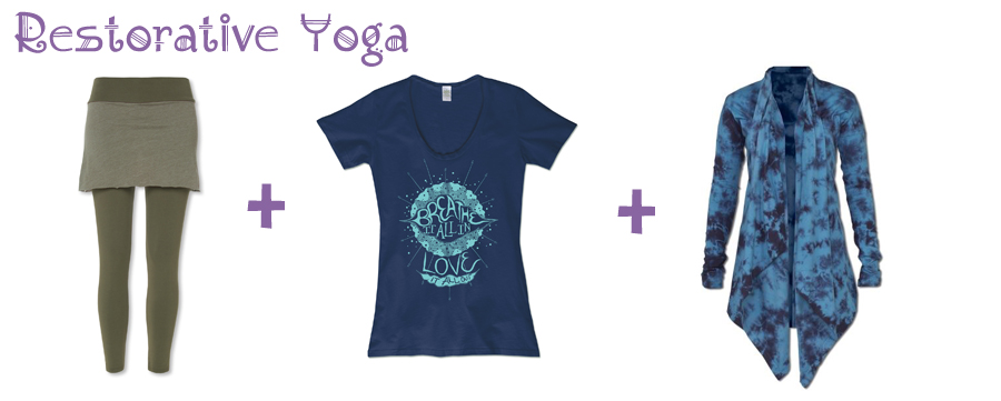 Restorative Yoga Outfit - Soul Flower Blog