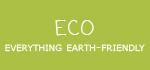 earth friendly everything!