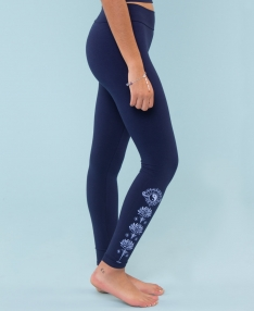 NEW! Yin Yang Leggings in Organic Cotton