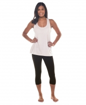 NEW! Recycled Racerback Tank Top