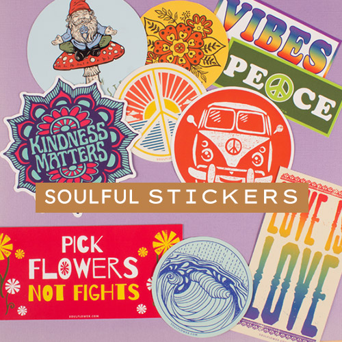 soulful stickers