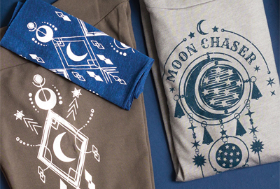 Moon Phases Clothing | Moon Shirt | Soul Flower