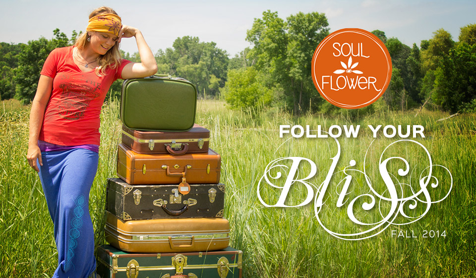 Follow your bliss lookbook for Jewelry works golden valley mn